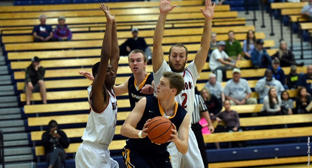 Corban Men's Basketball Knocks Off No. 23 Montana-Western ...